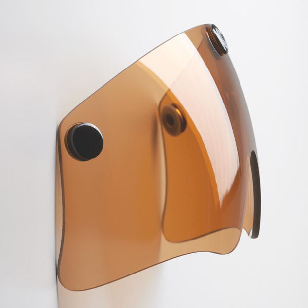 Picture of CASTELLANI CMASK II LENS (LIGHT BROWN)